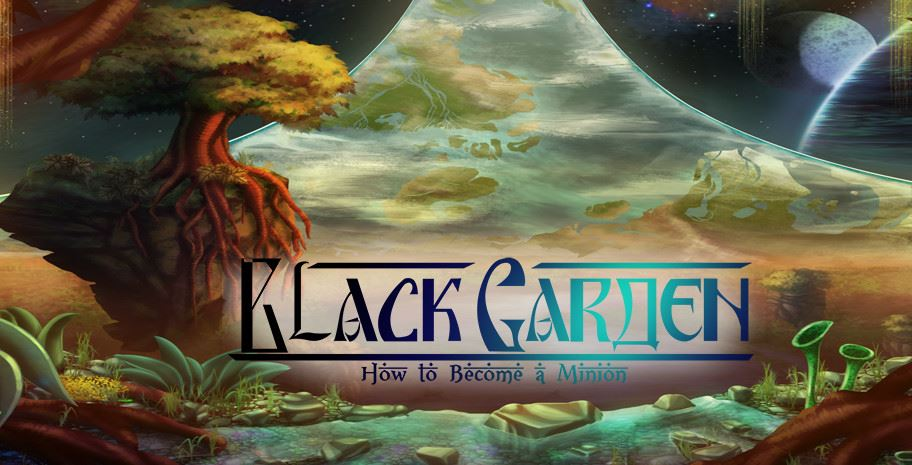Black Garden Adult Game Cover