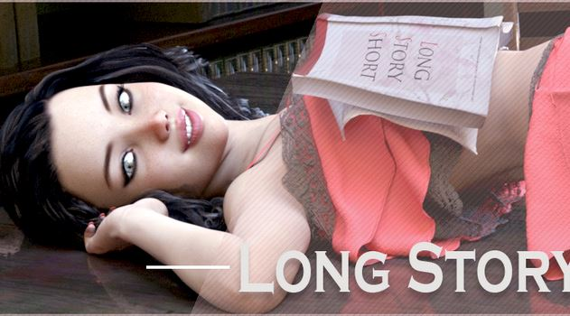 Long Story Short Adult Game Cover