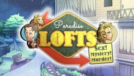 Paradise Lofts 18+ Adult game cover