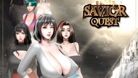 Savior Quest 18+ Adult game cover