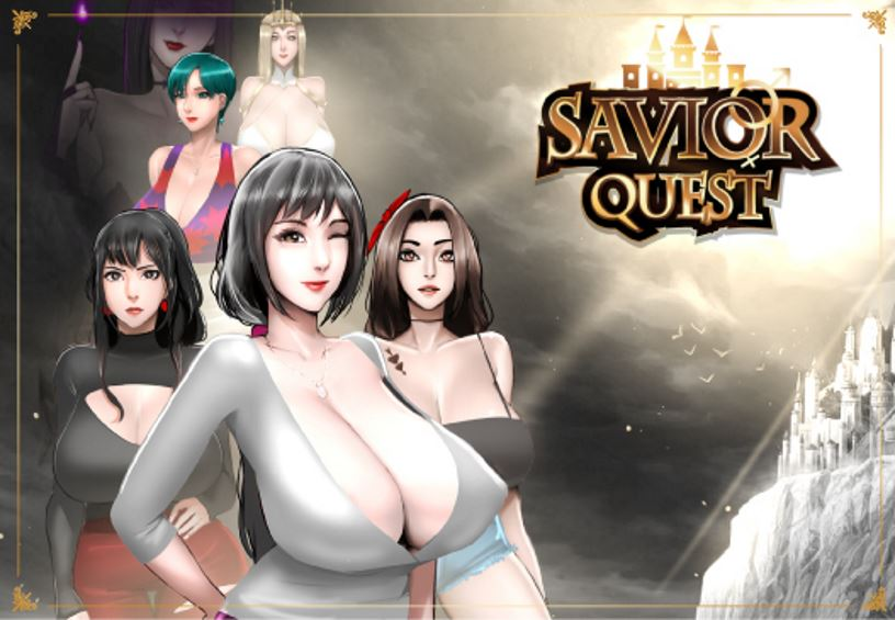 Savior Quest Adult Game Cover