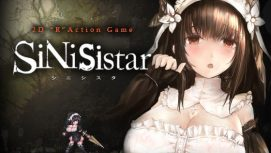 SiNiSistar 18+ Adult game cover