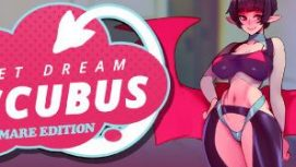 Sweet Dreams Succubus: Nightmare Edition 18+ Adult game cover
