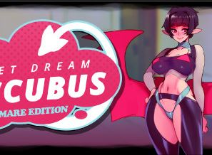 Sweet Dreams Succubus: Nightmare Edition Adult Game Cover