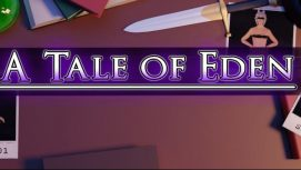 A Tale of Eden 18+ Adult game cover