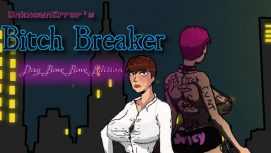 Bitch Breaker 18+ Adult game cover