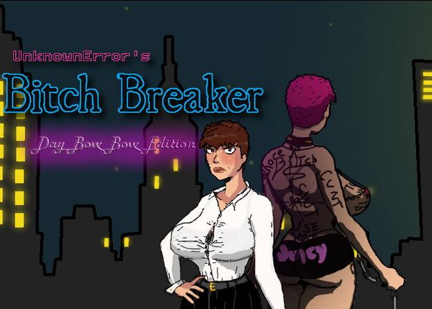 Bitch Breaker Adult Game Cover