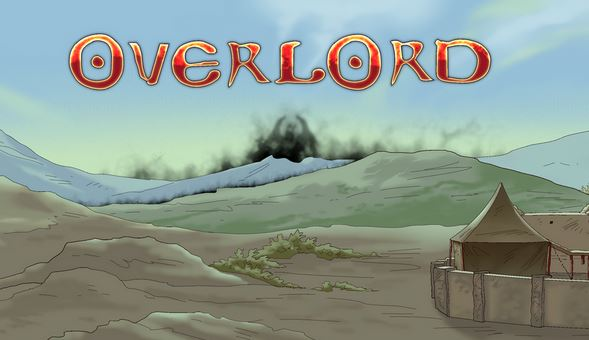 Overlord Adult Game Cover
