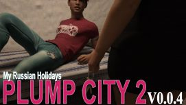 Plump City 2: My Russian Holidays 18+ Adult game cover
