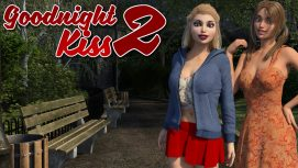 Goodnight Kiss 2 18+ Adult game cover