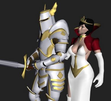 Warlock of Lust Adult Game Cover