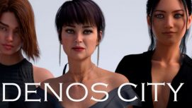 Denos City 18+ Adult game cover