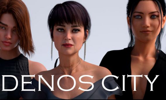 Denos City Adult Game Cover