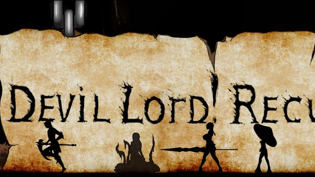 Devil Lord! Recuperation Adult Game Cover