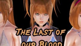 The Last of our Blood 18+ Adult game cover