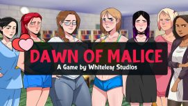 Dawn of Malice 18+ Adult game cover