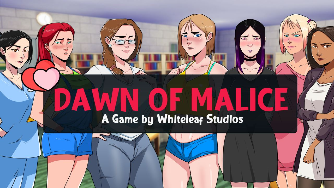 Dawn of Malice Adult Game Cover
