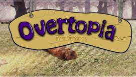 Overtopia 3D 18+ Adult game cover