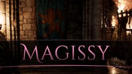 The Magissy 18+ Adult game cover