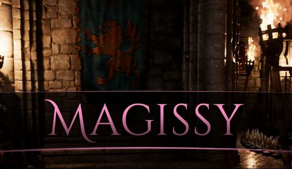 The Magissy Adult Game Cover