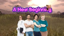 A New Beginning 18+ Adult game cover