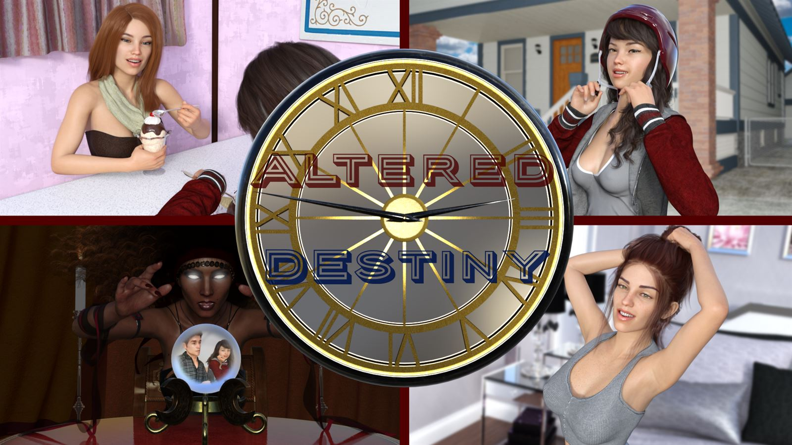 Altered Destiny Adult Game Cover
