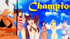 Champion 18+ Adult game cover