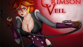 Crimson Veil 18+ Adult game cover