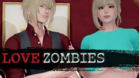 Love Zombies 18+ Adult game cover