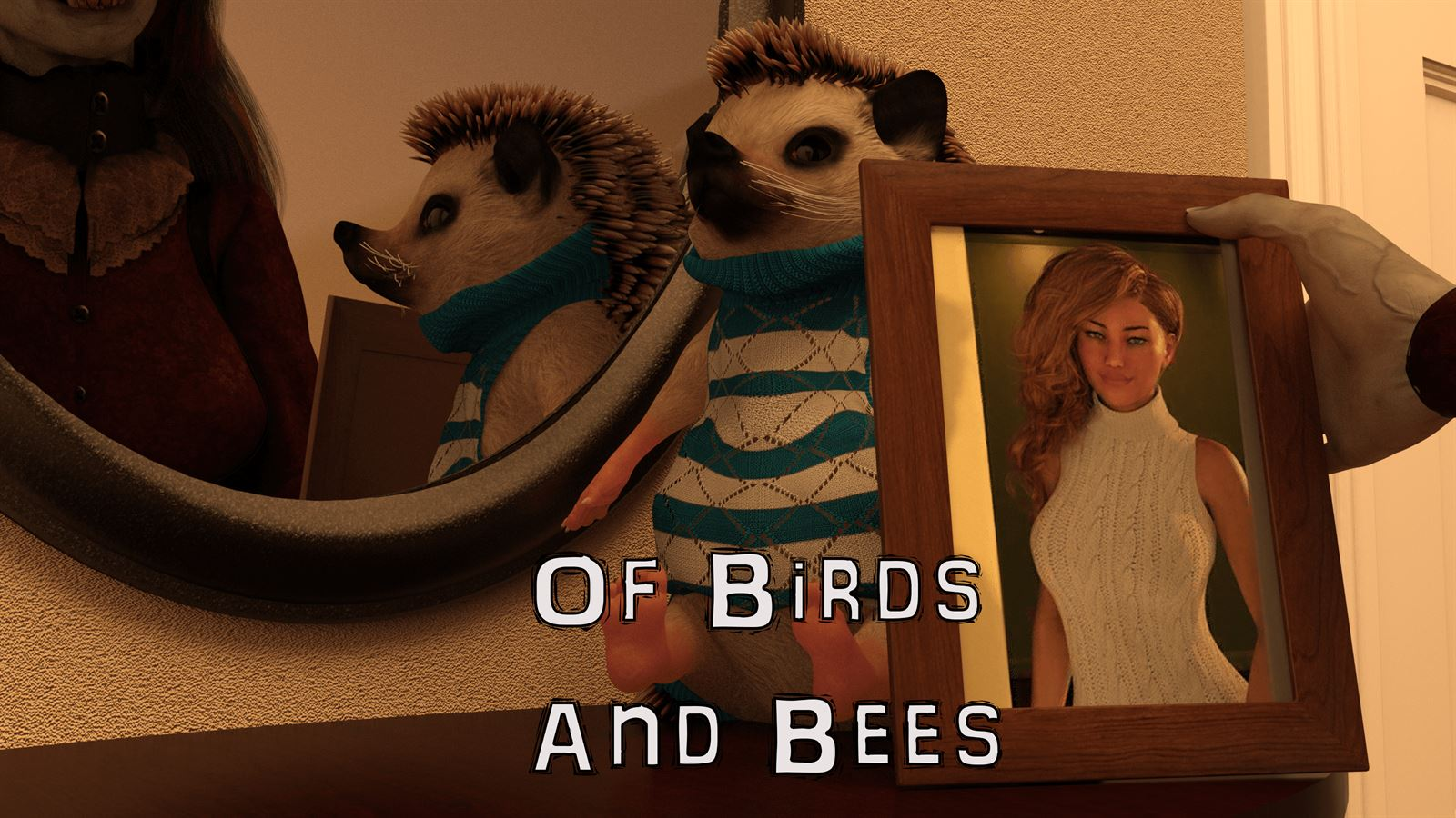 Of Birds and Bees Adult Game Cover