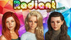 Radiant 18+ Adult game cover