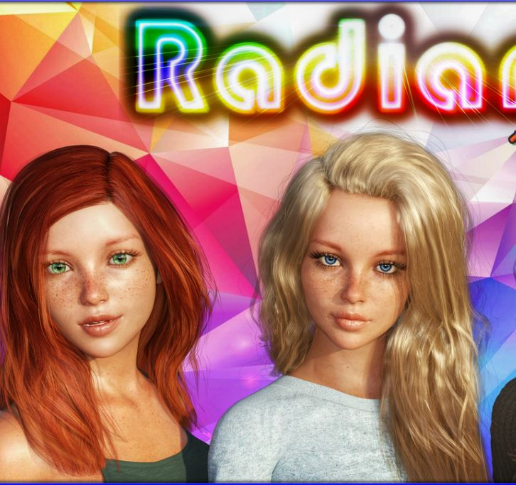 Radiant Adult Game Cover
