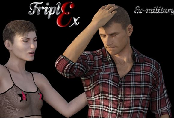 Triple Ex Adult Game Cover