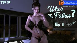 Who's The Father? 18+ Adult game cover