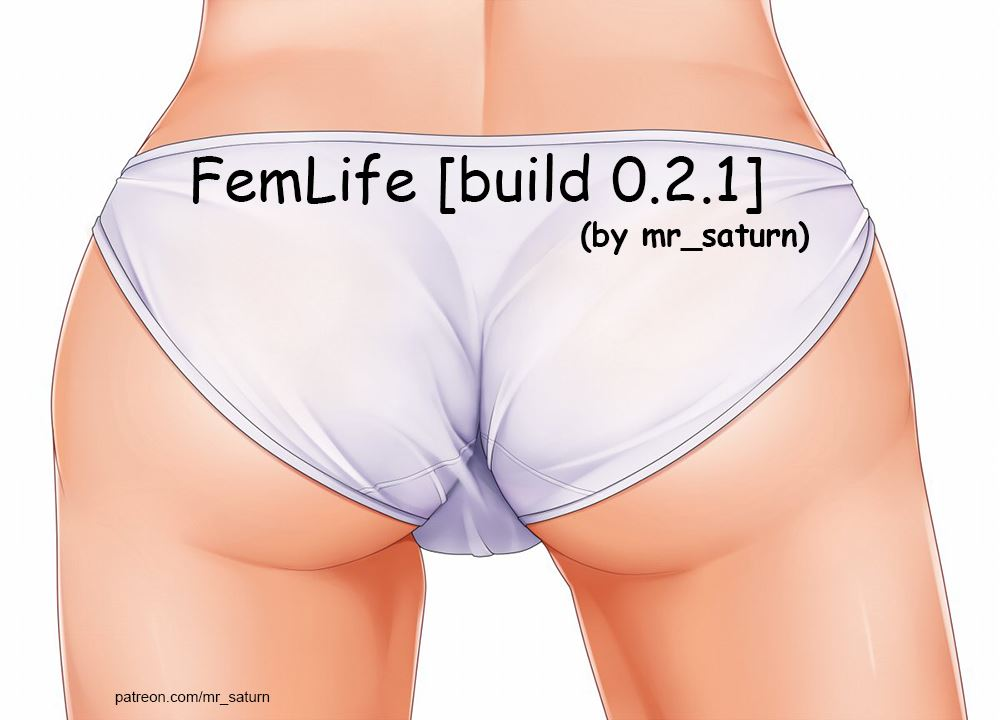 FemLife Adult Game Cover