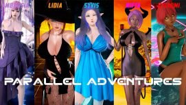 Parallel Adventures 18+ Adult game cover