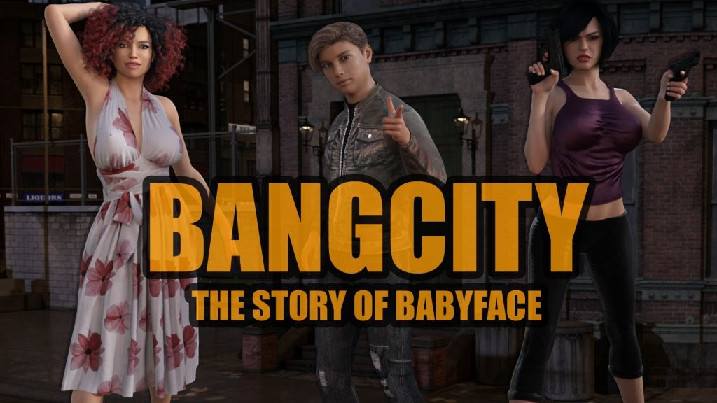BangCity Adult Game Cover