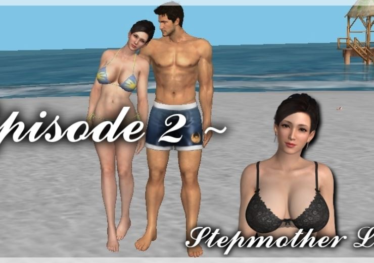 Stepmother Love Adult Game Cover