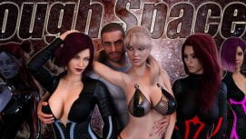 Through Spacetime 18+ Adult game cover