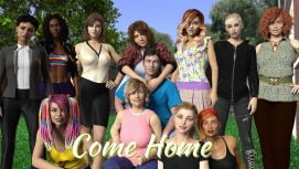Come Home 18+ Adult game cover