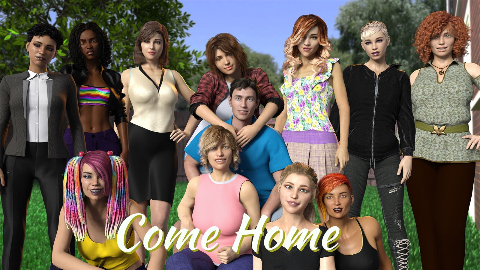 Come Home Adult Game Cover