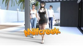 Milfcreek 18+ Adult game cover