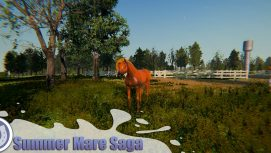 Summer Mare Saga 18+ Adult game cover