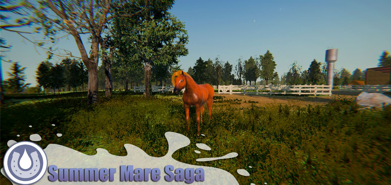 Summer Mare Saga Adult Game Cover