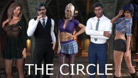 The Circle 18+ Adult game cover