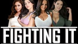 Fighting It 18+ Adult game cover
