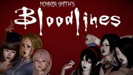 Moniker Smith's Bloodlines 18+ Adult game cover