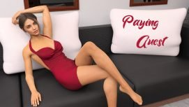 Paying Guest 18+ Adult game cover