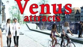 Venus Attracts 18+ Adult game cover