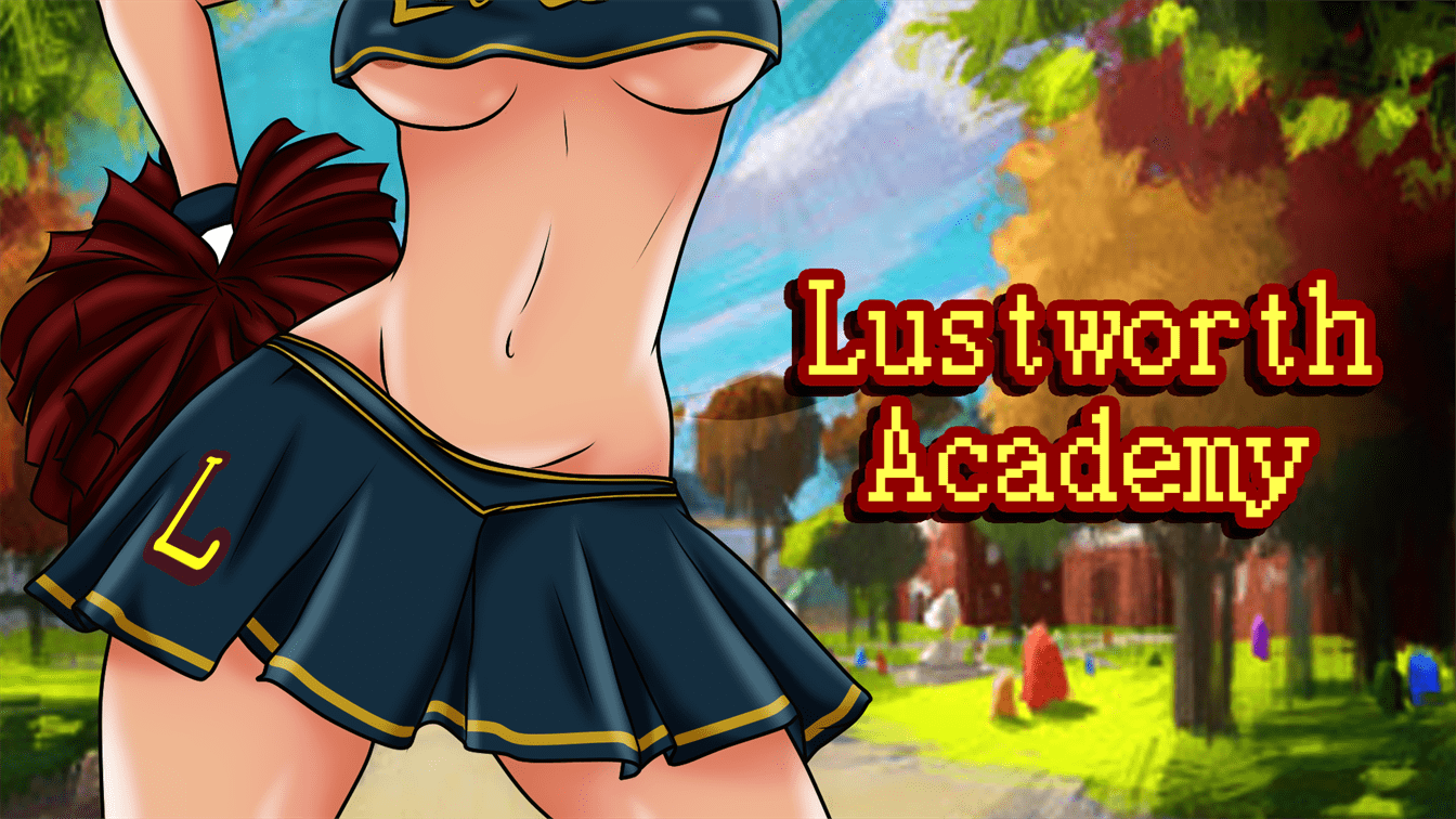Lustworth Academy Adult Game Cover